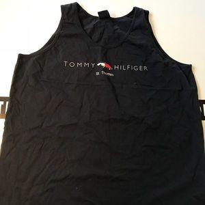 Tommy Hilfiger Tank Top Spell Out Athletic/K10